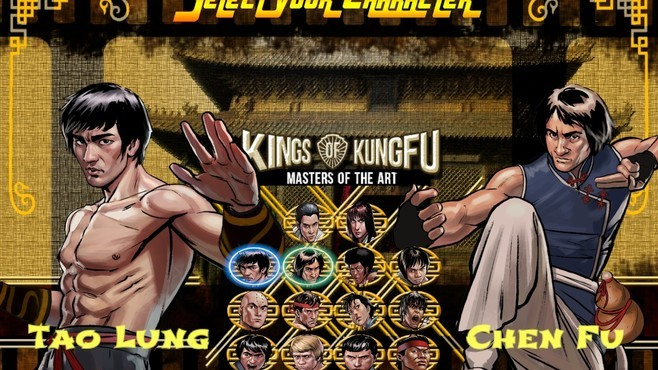 Kings of Kung Fu Screenshot 4