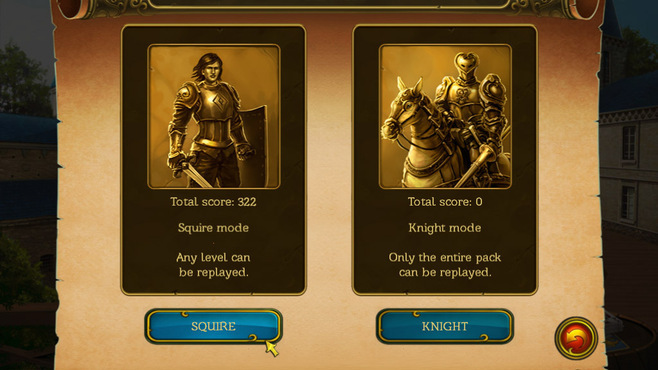 Knight Solitaire 2 Screenshot 2