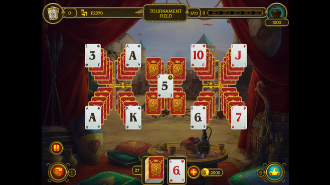Knight Solitaire Screenshot 3