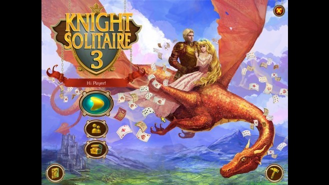 Knight Solitaire 3 Screenshot 1