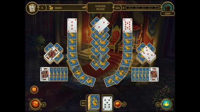 Knight Solitaire 3 Screenshot 7