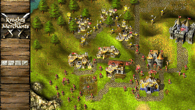 Knights and Merchants HD Screenshot 4
