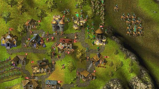 Knights and Merchants HD Screenshot 5