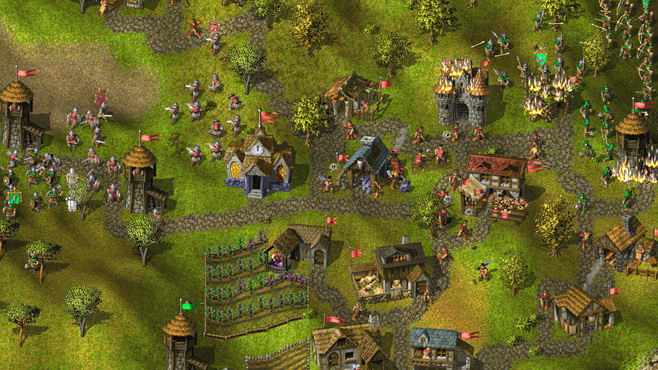 Knights and Merchants HD Screenshot 7