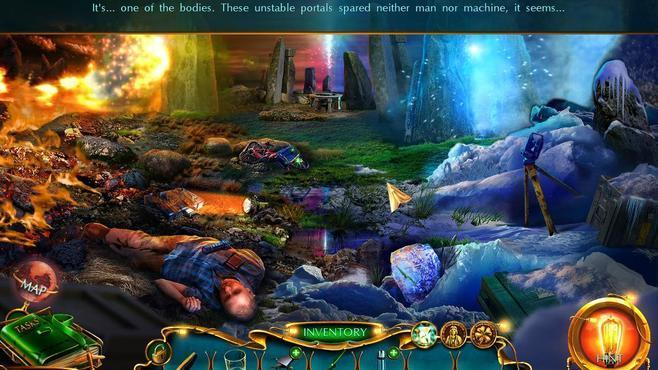 Labyrinths of the World: Stonehenge Legend Collector's Edition Screenshot 2
