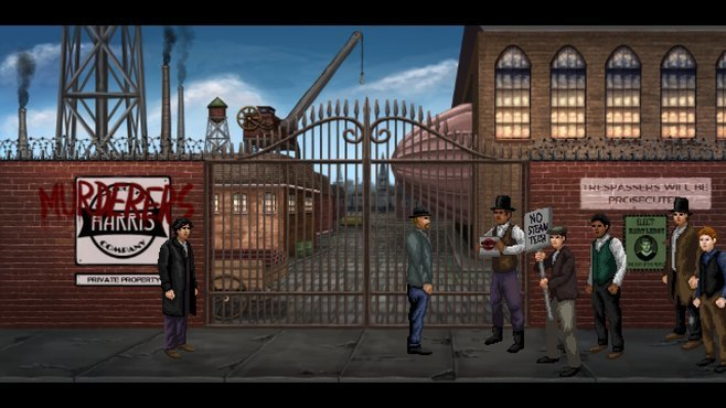 Lamplight City Screenshot 1