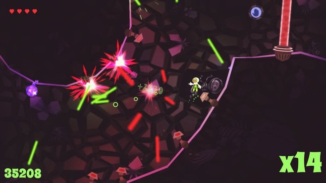 Laser Disco Defenders Screenshot 2