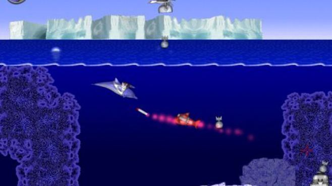 Laser Dolphin Screenshot 4