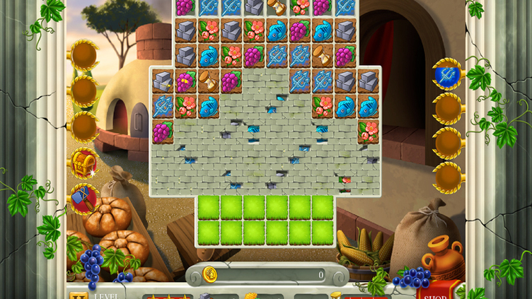 Legend of Rome: Wrath of Mars Screenshot 2