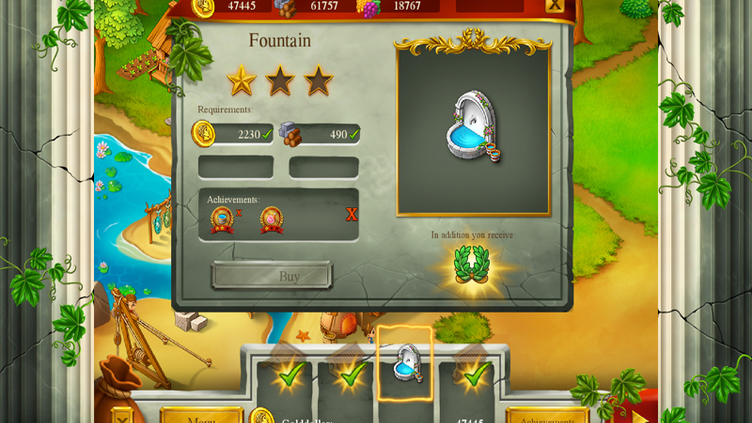 Legend of Rome: Wrath of Mars Screenshot 3