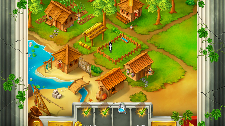 Legend of Rome: Wrath of Mars Screenshot 5