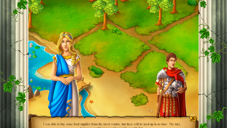 Legend of Rome: Wrath of Mars Screenshot 8