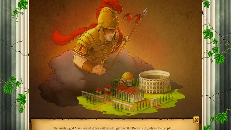 Legend of Rome: Wrath of Mars Screenshot 10