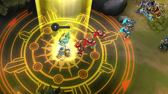 Legendary Heroes Screenshot 2