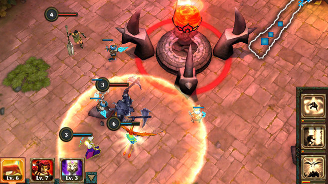 Legendary Heroes Screenshot 3
