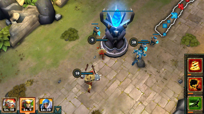 Legendary Heroes Screenshot 4