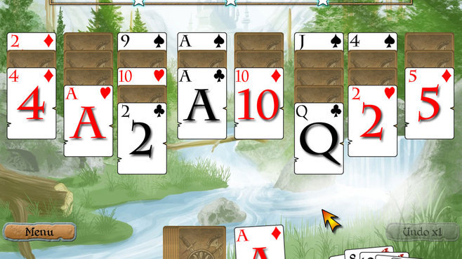 Legends of Solitaire: The Lost Cards Screenshot 1