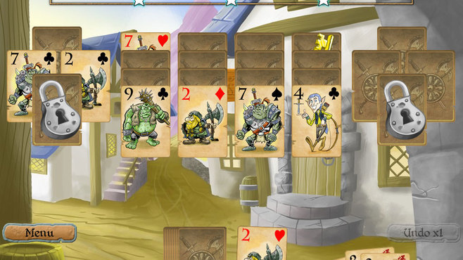 Legends of Solitaire: The Lost Cards Screenshot 5