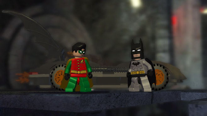 LEGO Batman Screenshot 1