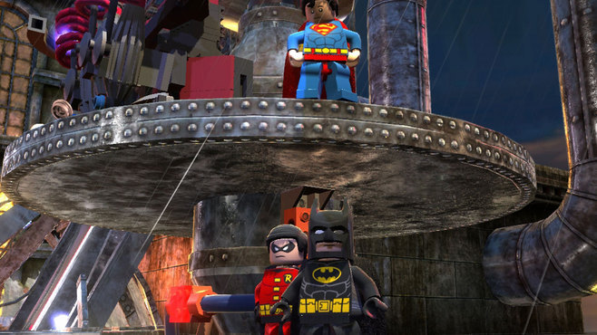 LEGO Batman 2: DC Super Heroes Screenshot 2