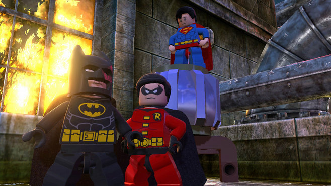 LEGO Batman 2: DC Super Heroes Screenshot 6