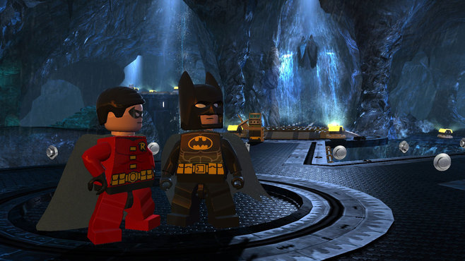 LEGO Batman 2: DC Super Heroes Screenshot 8
