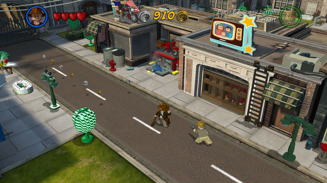 LEGO Indiana Jones 2: The Adventure Continues Screenshot 4