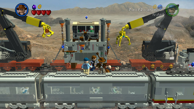 LEGO Indiana Jones 2: The Adventure Continues Screenshot 7