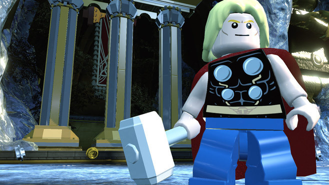 LEGO Marvel Super Heroes Screenshot 3