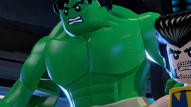 LEGO Marvel Super Heroes Screenshot 7
