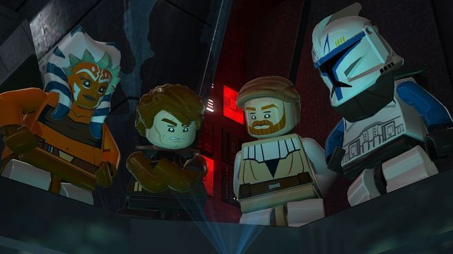 LEGO Star Wars III: The Clone Wars Screenshot 1