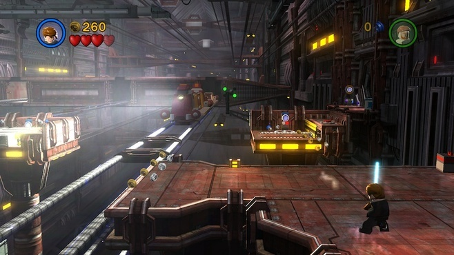 LEGO Star Wars III: The Clone Wars Screenshot 5