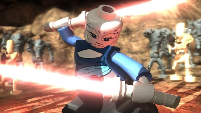 LEGO Star Wars III: The Clone Wars Screenshot 6