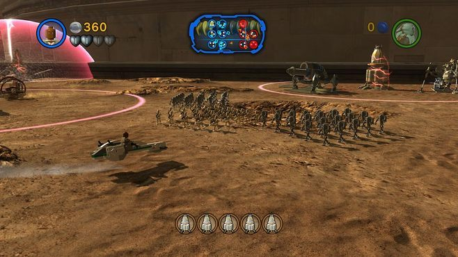 LEGO Star Wars III: The Clone Wars Screenshot 7