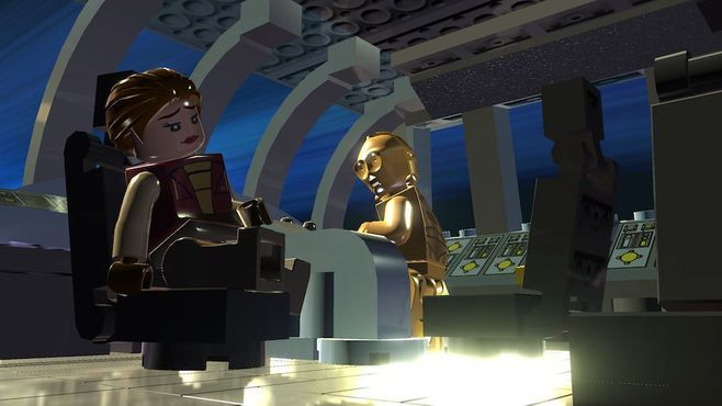 LEGO Star Wars III: The Clone Wars Screenshot 8