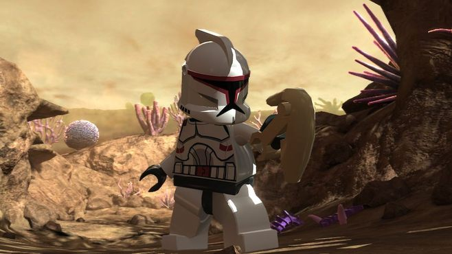 LEGO Star Wars III: The Clone Wars Screenshot 9