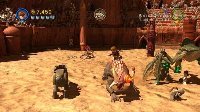LEGO Star Wars III: The Clone Wars Screenshot 10