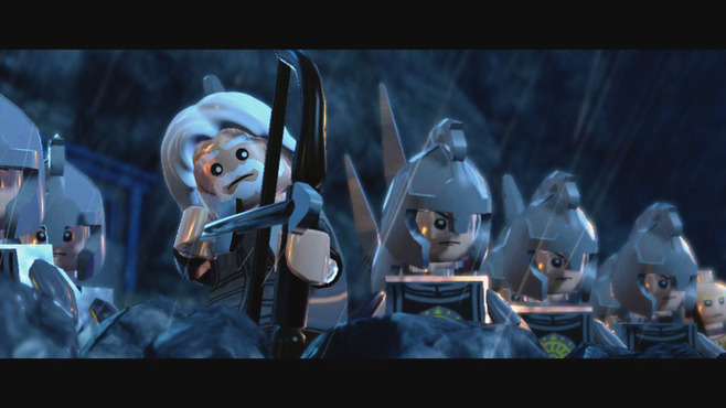LEGO The Lord of the Rings Screenshot 1