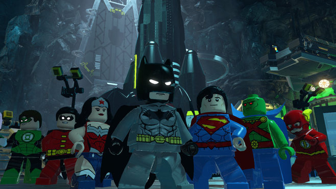 LEGO® Batman™ 3: Beyond Gotham Screenshot 1