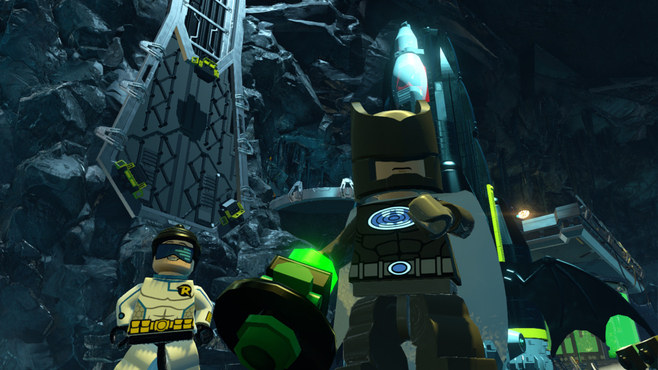 LEGO® Batman™ 3: Beyond Gotham Screenshot 2