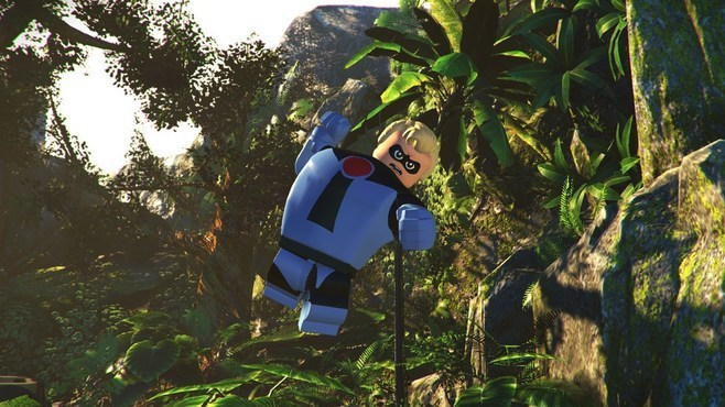 LEGO® Disney•Pixar's The Incredibles Screenshot 1