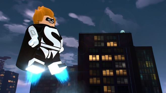 LEGO® Disney•Pixar's The Incredibles Screenshot 2