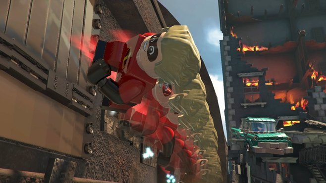 LEGO® Disney•Pixar's The Incredibles Screenshot 4