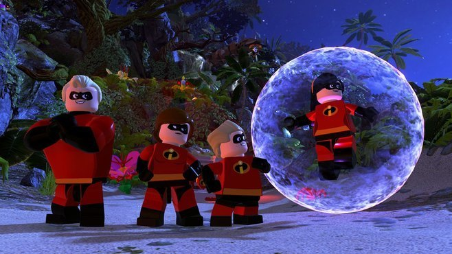 LEGO® Disney•Pixar's The Incredibles Screenshot 5