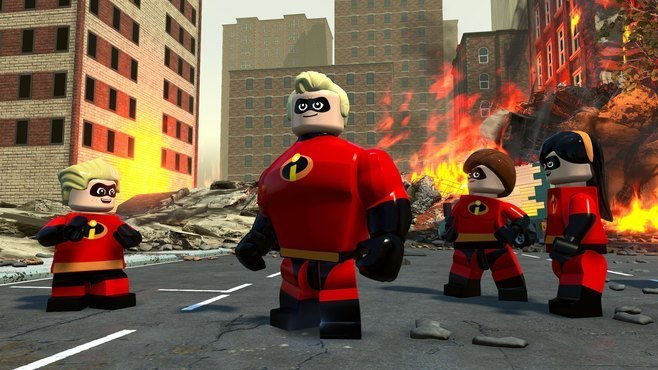 LEGO® Disney•Pixar's The Incredibles Screenshot 7