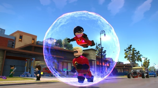 LEGO® Disney•Pixar's The Incredibles Screenshot 9