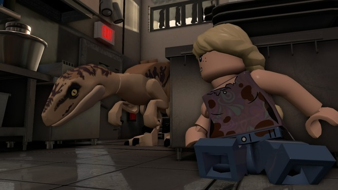 LEGO® Jurassic World™ Screenshot 12