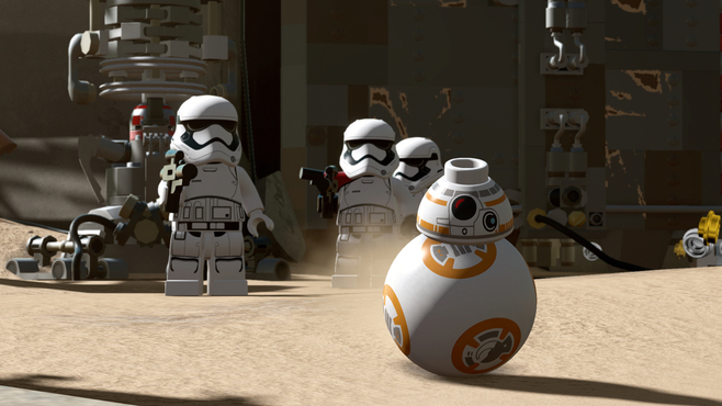 LEGO® Star Wars™: The Force Awakens Season Pass Screenshot 1
