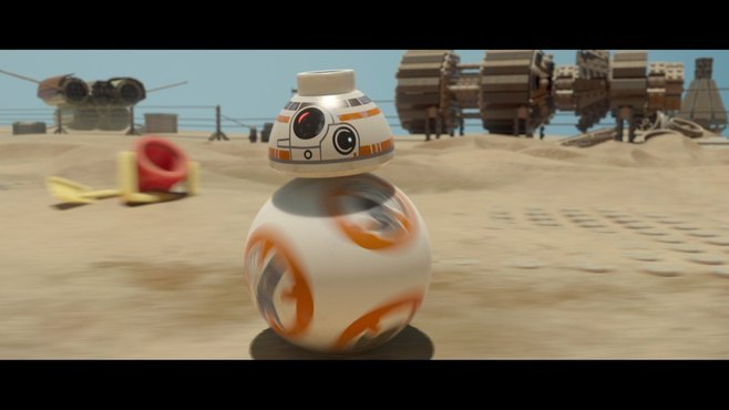 LEGO® Star Wars™: The Force Awakens Season Pass Screenshot 5