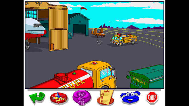 Let's Explore the Airport (Junior Field Trips) Screenshot 1
